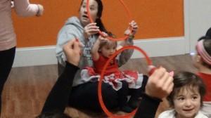 sarah w hoop