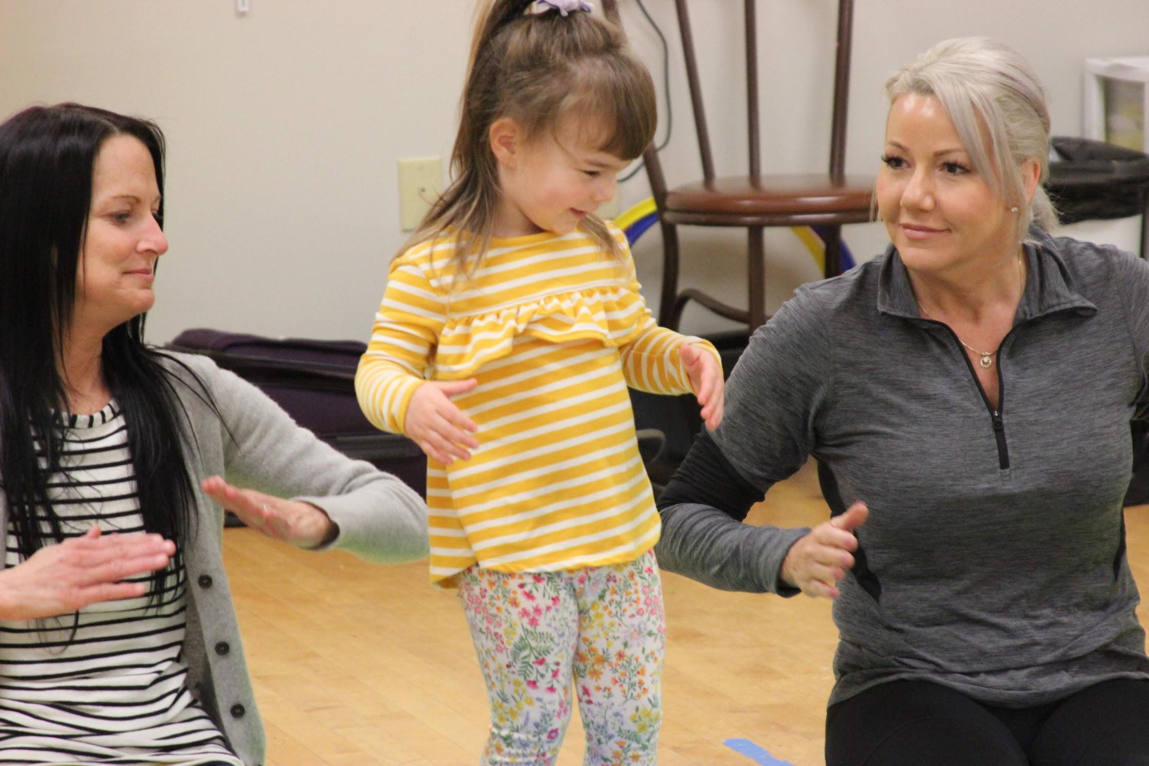 Cora and nannies